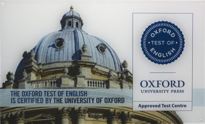 La Salle, Centro Oficial Examinador del Oxford Test of English