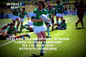 El Bathco Rugby Club Independiente se concentrará en Somahoz
